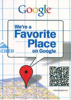 Google fav's